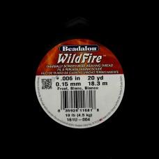 Fil WildFire Blanc ø 0.15 mm