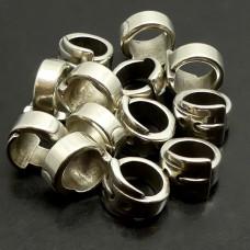 Perle à Glisser - Ceinture en métal