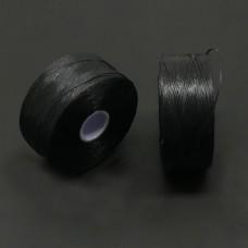 Fil C-Lon® Type D Black (1 bobine)