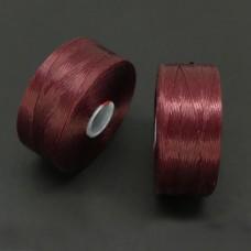 Fil C-Lon® Type D Burgundy (1 bobine)