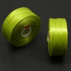 Fil C-Lon® Type D Chartreuse (1 bobine)