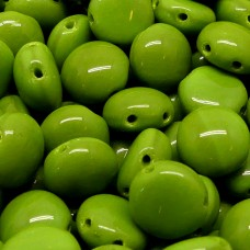 Candy Bead - Opaque Olivine