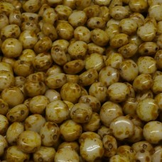 Candy Bead - Honey Ivory