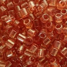 Delica 8 - Apricot Topaze Gold Luster