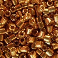 Delica 8 - DURACOAT Galvanized Gold