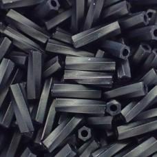 Twisted Bugle 2x6 - Mat Black