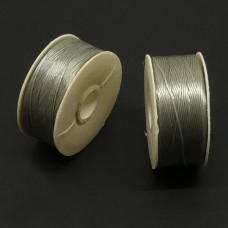 Fil Nymo - Silver  (1 bobine)