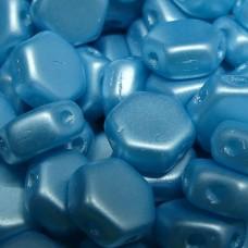Honeycomb - Pastel Aqua
