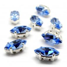 Navette 10 - Light Sapphire