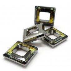 Frame carré 14 - Crystal CAL Tabac