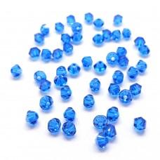 Bicone 3 - Capri Blue