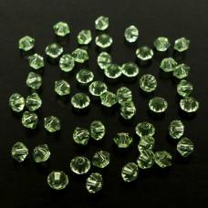 Bicone 3 - Chrysolite