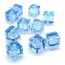 Cube 4 - Aquamarine