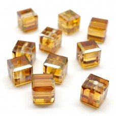 Cube 4 - Crystal Copper