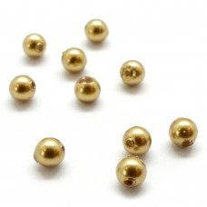 Perle 3 - Bright Gold