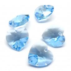 Coeur 10 - Aquamarine