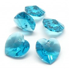 Coeur 10 - Blue Zircon
