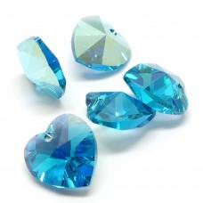 Coeur 10 - Blue Zircon AB