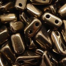 Tango Bead - Bronze Plated