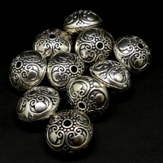 Balise 16 mm style Tibet (5 pces)