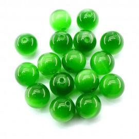 Yeux de Chat 10 - Dark Green