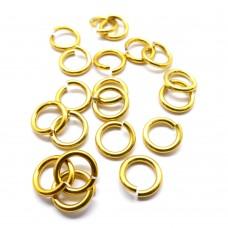 Anneau 16G / 1 cm - Gold