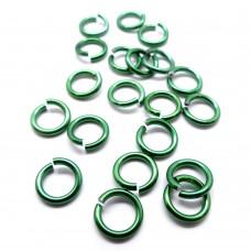 Anneau 16G / 1 cm - Green