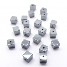 Cube 4x4 - Hematite