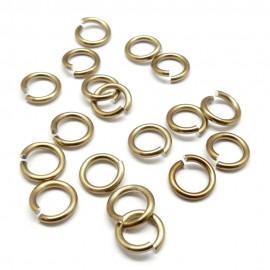 Anneau 16G - Bronze (20 pces)